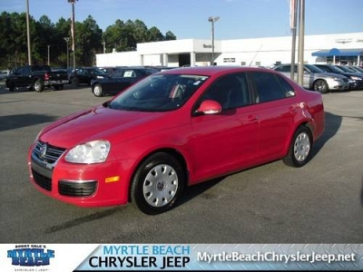 Photo 2007 VOLKSWAGEN JETTA 4 DOOR SEDAN 5 Cyl 2.5L 20 Valve DOHC EFI