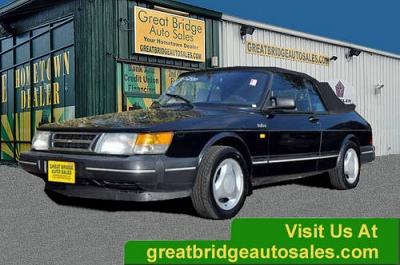 Photo 1990 SAAB 900 Convertible