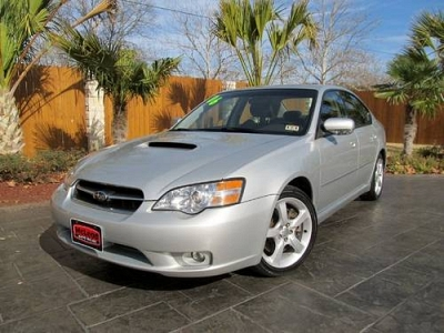 Photo 2006 Subaru Legacy Sedan Sedan 2.5 GT Ltd