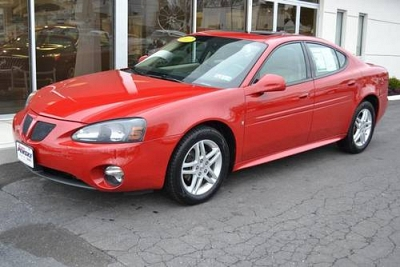 Photo 2007 Pontiac Grand Prix 4D Sedan GT