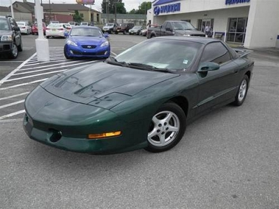 Photo 1997 Pontiac Firebird Coupe Trans Am