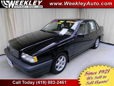 Photo 1997 Volvo 850 4dr Car