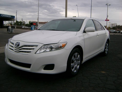 Photo 2010 Toyota Camry Le Warranty 1 Owner