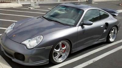 Photo 2002 Porsche 996 Turbo Carrera