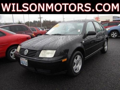 Photo 2001 Volkswagen Jetta Sedan GLS