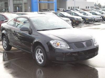 Photo 2008 Pontiac G5 2dr Car