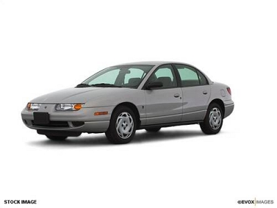 Photo 2000 Saturn S-Series 4dr Car SL1