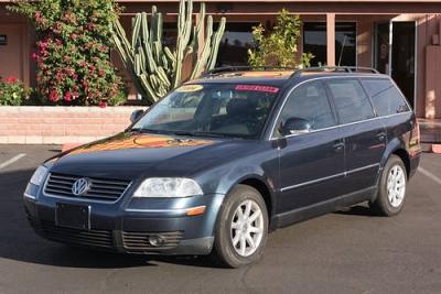 Photo 2004 Volkswagen Passat Station Wagon GLS