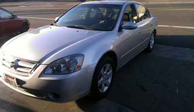 Photo 2002 Nissan Altima SSL