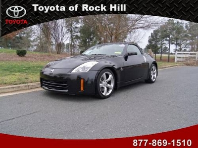 Photo 2007 NISSAN 350Z Coupe 2dr Roadster Auto Touring
