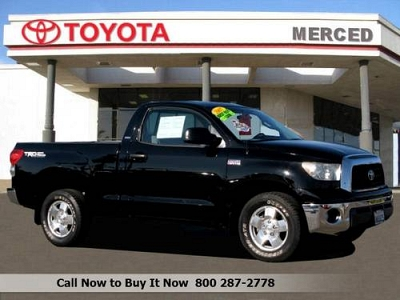 Photo 2007 Toyota Tundra Regular Cab