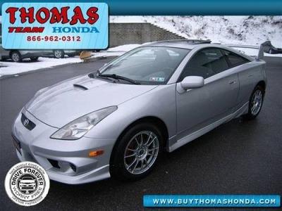 Photo 2002 Toyota Celica 2dr Car GT