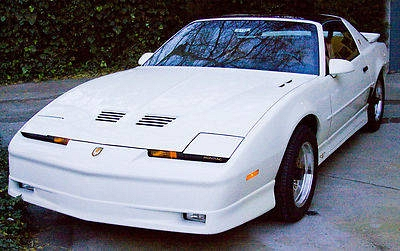 Photo 1989 Pontiac Firebird Trans Am Indy 500 Turbo Pace Car 680 mi ONLY