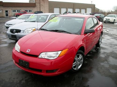 Photo 2007 Saturn ION 2 Quad Coupe Automatic