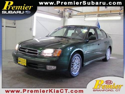 Photo 2002 Subaru Legacy Sedan 4dr Car GT