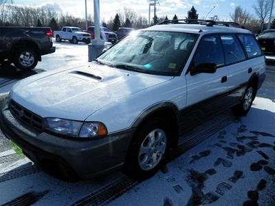 Photo 1998 Subaru Legacy Station Wagon 5DR OUTBACK MT OW EQ