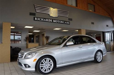 Photo Used 2009 Mercedes-Benz C300 4MATIC for sale Boston MA 7400