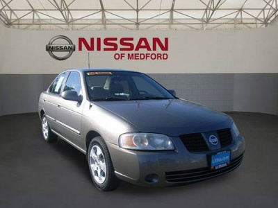 Photo 2004 Nissan Sentra 4dr Sedan 1.8S 1.8S