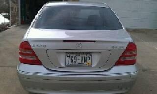Photo 2003 Mercedes-Benz C320 4Matic Sedan 4-Door 3.2L