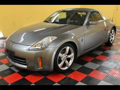 Photo 2008 NISSAN 350Z Coupe 2dr Roadster Man Touring