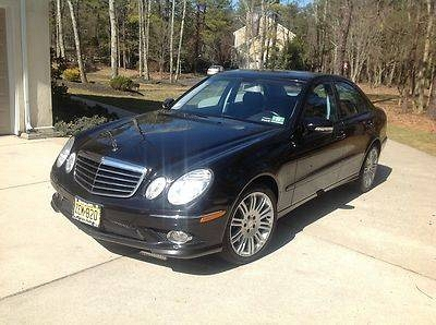 Photo 2007 AMG Mercedes-Benz E350 4Matic Sport Package - Every Option