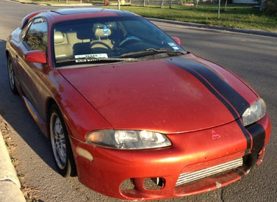 Photo 1999 Mitsubishi Eclipse GSX AWD Rare