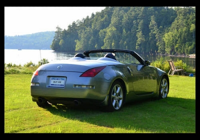 Photo 2005 Nissan 350Z Roadster Convertible 43k 6speed NO ACCIDENTS