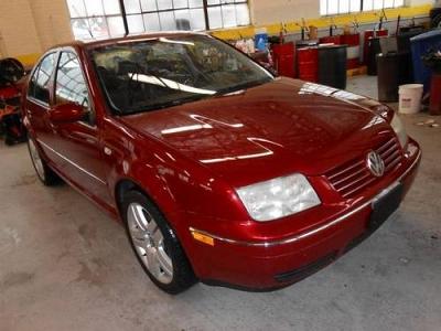 Photo 2004 Volkswagen Jetta GLI 1.8L - 73k miles - Red w Leather