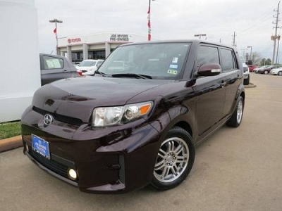 Photo 2011 Scion xB Wagon 5dr NAVIGATION