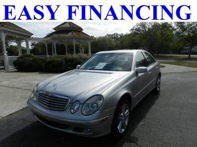 Photo 2004 Mercedes-Benz E500  YOU ARE APPROVED