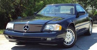 Photo 1997 Mercedes-Benz SL500 SL500 R129