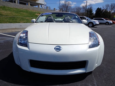 Photo 2005 Nissan 350Z Roadster Grand Touring