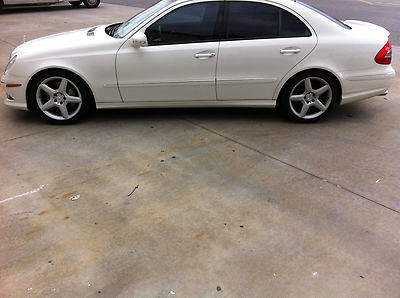 Photo 2008 Mercedes-Benz E350 with AMG Sports Package