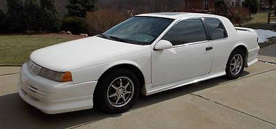 Photo 1995 Mercury Cougar XR-7 Sedan 2-Door 4.6L