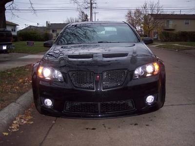 Photo 2009 Pontiac G8 GXP 415 HP 28,000 miles  Rebuilt Title