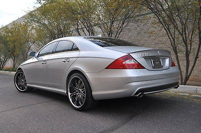 Photo MERCEDES CLS 550 AMG