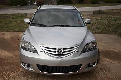 Photo 2006 Mazda 3 S Hatchback 4-Door 2.3L