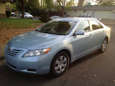 Photo 2008 TOYOTA CAMRY LE , AUTO ALL POWER, LOW MILES 100K, SUPER CLEAN SKY