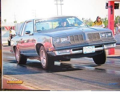85 Oldsmobile Cutlass For Sale