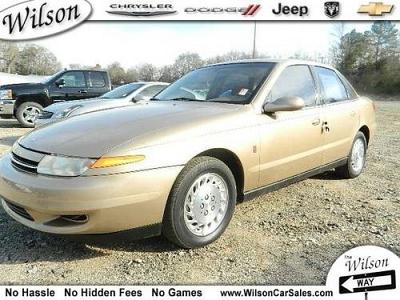 Photo 2001 Saturn LS 4dr Car