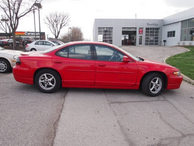 Photo 2003 Pontiac Grand Prix Sedan GT