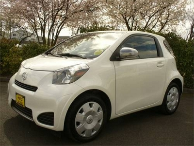 Photo 2012 Scion iQ Hatchback
