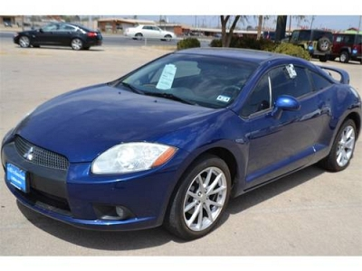 Photo 2009 Mitsubishi Eclipse 2dr Coupe GT GT