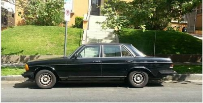 Photo 1984 Mercedes Benz Turbo Diesel - 3250 obo
