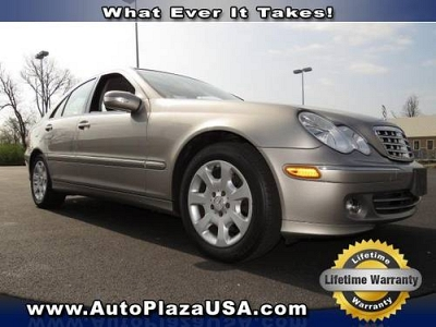 Photo 2006 Mercedes-Benz C-Class Sedan C280 4MATIC Luxury
