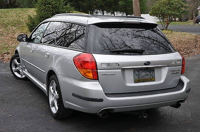 Photo 2005 Subaru Legacy GT Wagon 4-Door 2.5L