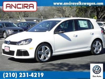 Photo Find a new Volkswagen Golf R wSunroof  Navigation San Antonio