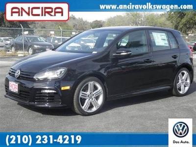 Photo New Volkswagen Golf R wConvenience  Navigation 4-Door San Antonio