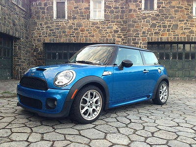 Photo 2007 Mini Cooper S - laser blue, Only 56K Miles, new tires and brakes