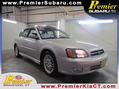 Photo 2002 Subaru Legacy Sedan 4dr Car GT Ltd